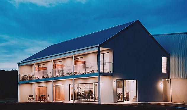 Moruya Eco Motel Building Design, with eco floor plan, by paul dolphin designs now pdD building design, Award winning designer.