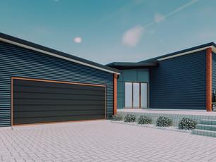 Moruya sustainable building design affordable floor plan