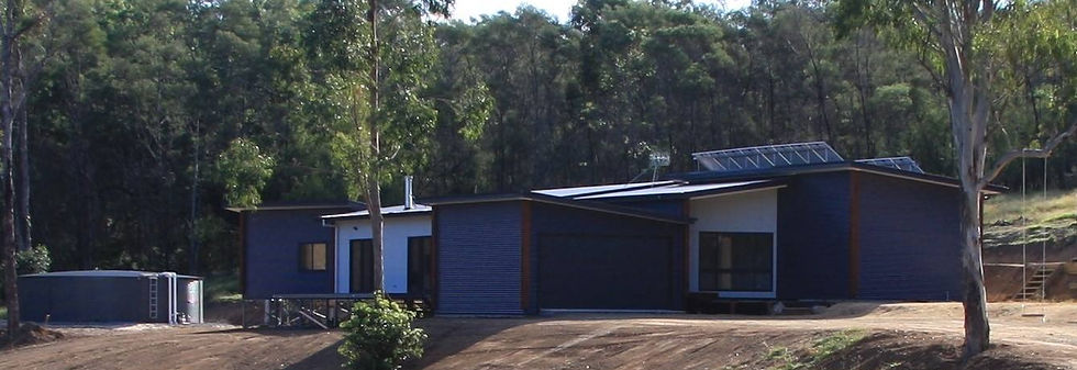 Moruya Eco House