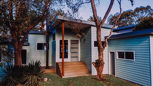 Retrofitting & Renovations Design, coastal renos, PdD building design affordable homes design Batemans bay Paul Dolphin Designs Accredited