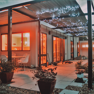 Best use of shade structures in solar passive design