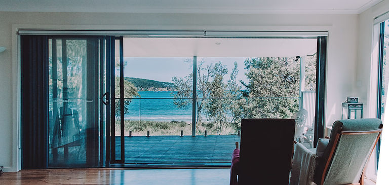 Batemans Bay Ocean Views House Design coastal renovation two story addition by PdD best building designers