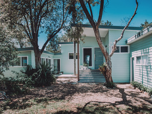 Coastal holiday home or second home renovation