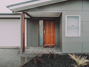 Modern Front Entry