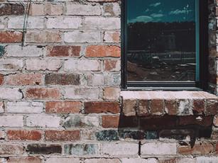 Recycled Brick Façade