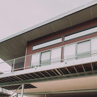 Nelligen Tree House Thermal Mass Flooring