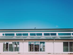 Clerestory windows solar passive rural design by designer