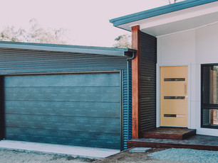 Make the most of solar gain to create a solar passive house in winter in Moruya rural house design