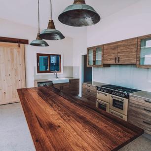 Modern rural homestead kitchen design