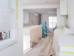 Best image of tomakin renovation open plan kitchen living