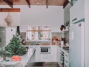 Sea change kitchen design