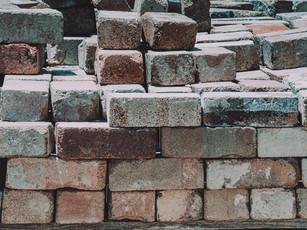 Recycled Brick Cladding