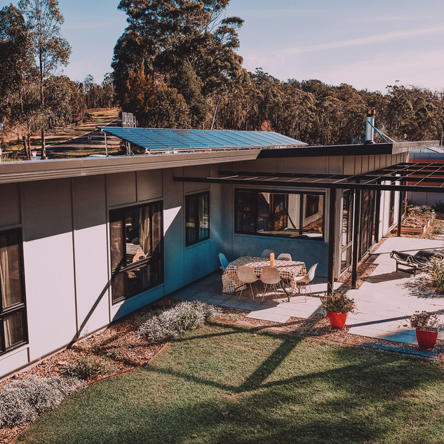 Best Solar Passive House in Malua Bay