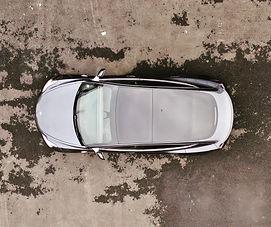 Tesla Model 3 Grise
