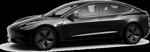 Tesla Model 3 Noire
