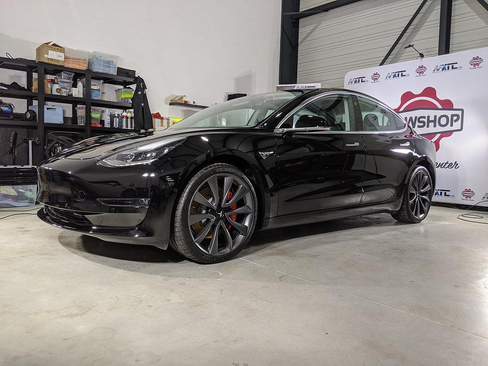 Tesla Model 3 céramique PISTA