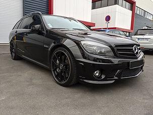Mercedes Class C AMG Break