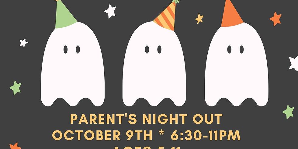 October Parent Night Out