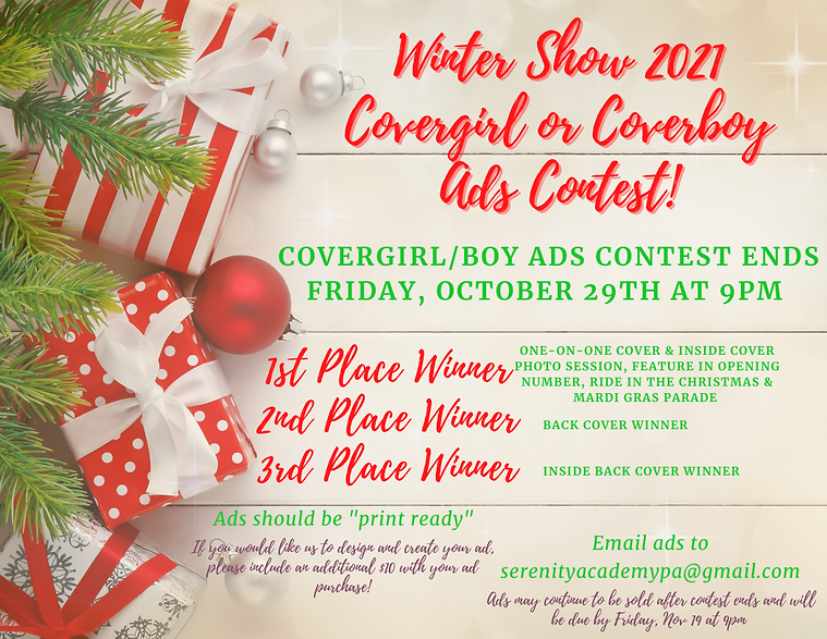 2021 Winter Show Ads Contest Announcement.png