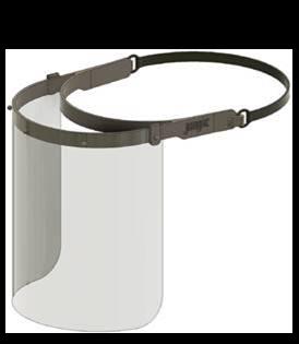 SLIK Headband with Visor - 4 Pack