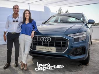 Audi Q8: La nueva imagen de la familia Q llegó al Perú