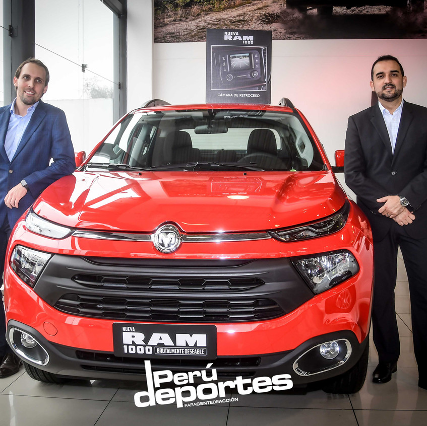 Divemotor RAM FIAT Camacho Lima