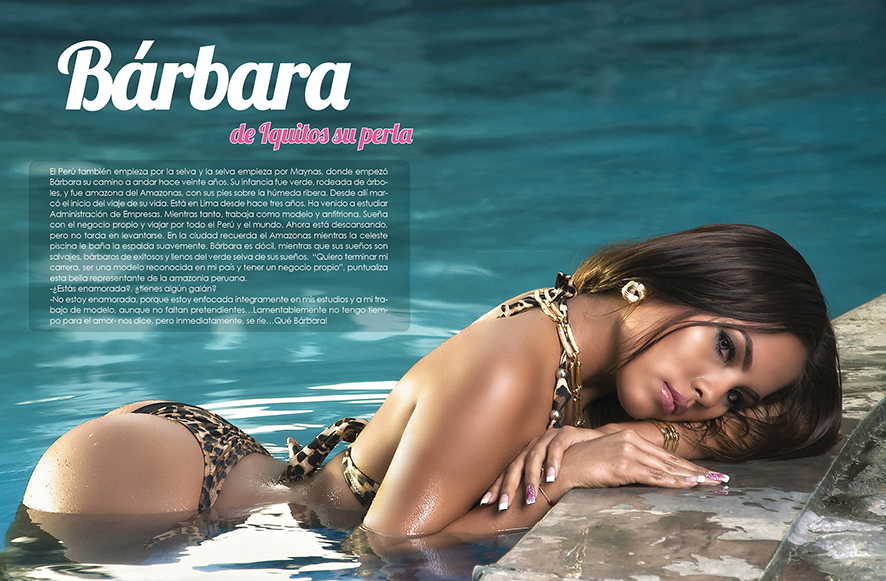 Bárbara Arimuya