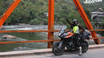 KTM 1050 y 1190 Adventure: Paseo a la selva en moto