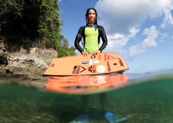 Bodyboard-III Juegos Bolivarianos de Playa: Carolina Botteri, nuevamente, medallista