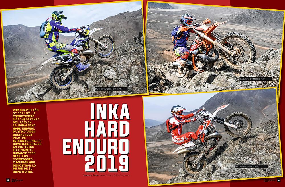 El Inka Hard Enduro Peru