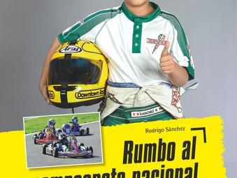 Karting: Rodrigo Sánchez rumbo al campeonato nacional