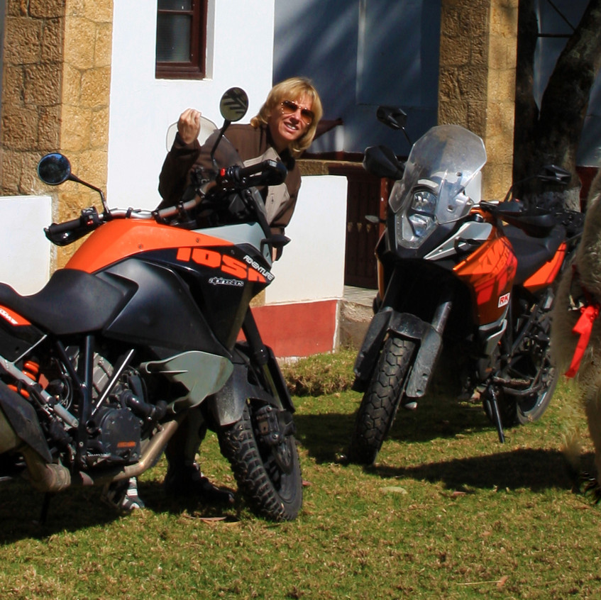 KTM 1050 y 1190 Adventure