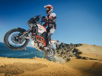 Perú en el foco del mundo motero: Lanzamiento de la KTM 1290 Super Adventure R, una bestia de 160 HP