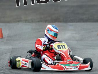 International Rotax Max Challenge South America 2016 - Rubens Barrichello en Lima