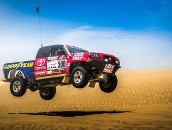 Campeonato ACP Baja Inka Mitsubishi Motors