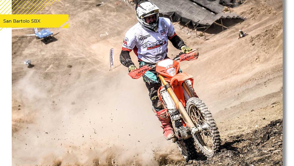Primer Campeonato Paredones SBX San Bartolo