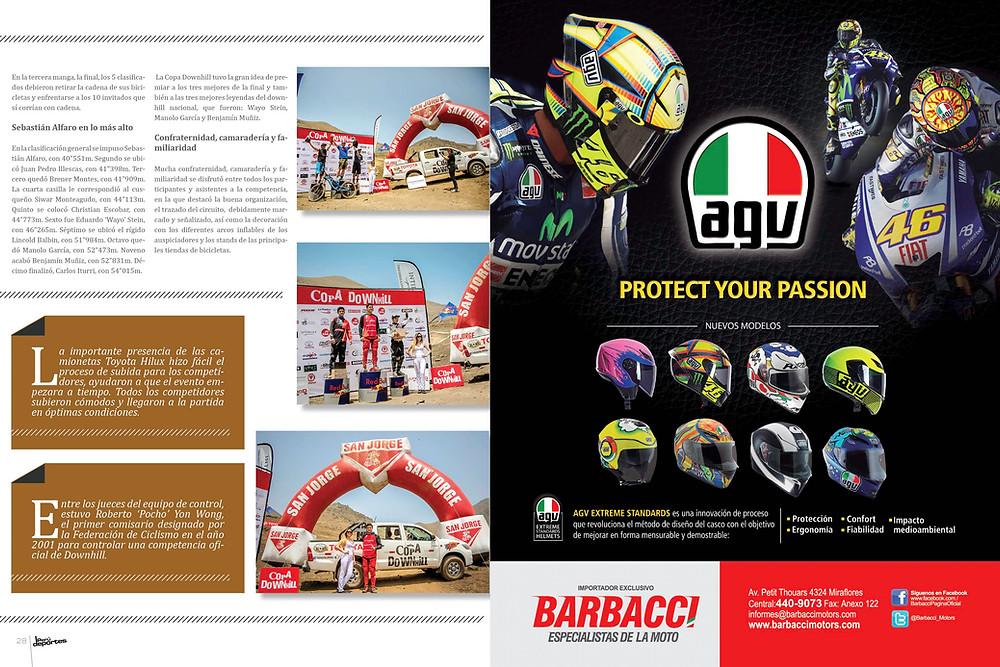 Revista Perú Deportes Ed. 77
