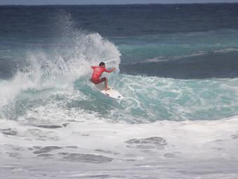 Mundial junior de surf: Alonso Correa se lleva la medalla de plata