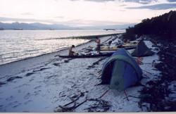 acampamento frente paranaguá