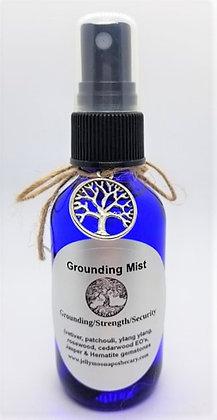 Grounding Mist