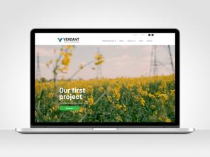 Verdant Earth - Website + SEO