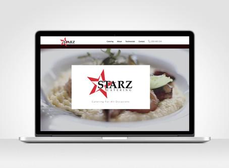 Starz Catering - Website