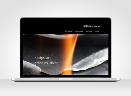 Delene.com.au - Website Design