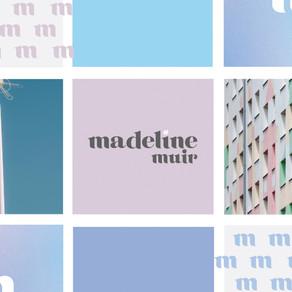 Madeline Muir - Logo Design