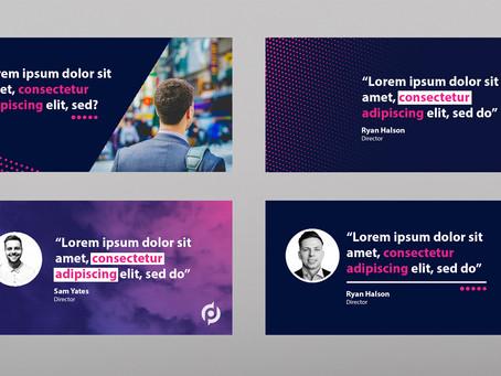 Discovered People - Social Media + Design