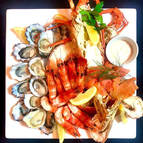 Starz Fresh Market Seafood Platter $245