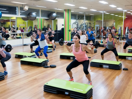 Meet Our Favourite Local Businesses: Crunch Female Fitness