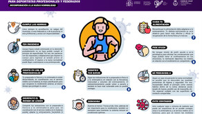 Recomendaciones para deportistas profesionales
