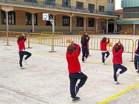 La experiencia de 4 docentes de E.F. en Navarra, lidiando con el coronavirus. La E.F. es clave