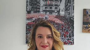 Sonia Herce, presidenta de Colefna entrevistada por ANACCOLDE en su última revista.